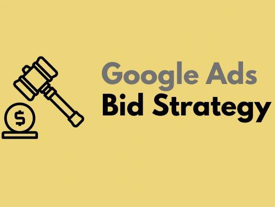 谷歌广告出价策略全指南